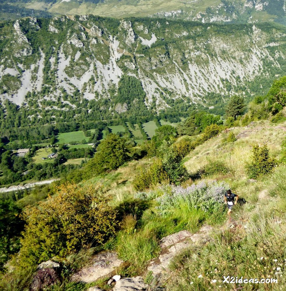 P1020238 - 1ªTrail & Caminata de Sesué, Valle de Benasque. Fotos.
