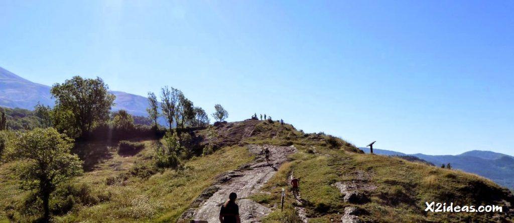 P1020249 1024x444 - 1ªTrail & Caminata de Sesué, Valle de Benasque. Fotos.