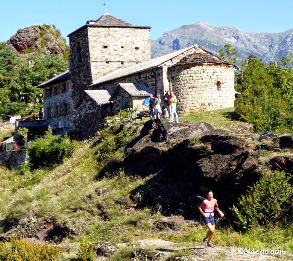 P1020292 1024x911 - 1ªTrail & Caminata de Sesué, Valle de Benasque. Fotos.