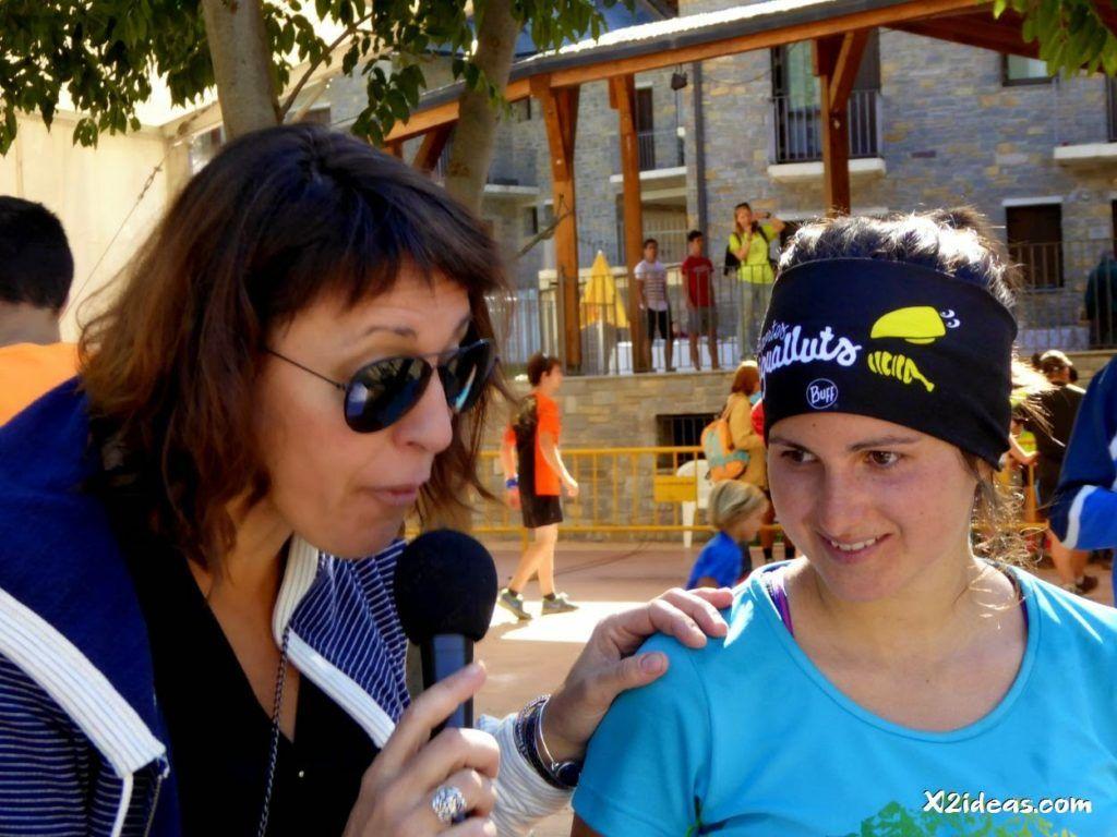 P1020397 1024x768 - 1ªTrail & Caminata de Sesué, Valle de Benasque. Fotos.