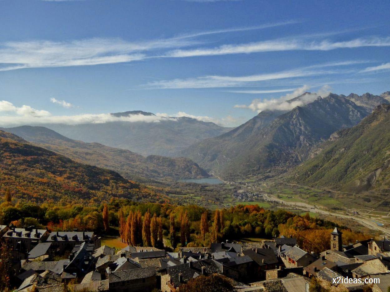 P1040146 3 - Noviembre empieza con nieve en Cerler y el Valle de Benasque.