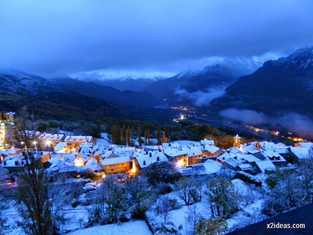 P1040251 1024x768 - Noviembre empieza con nieve en Cerler y el Valle de Benasque.
