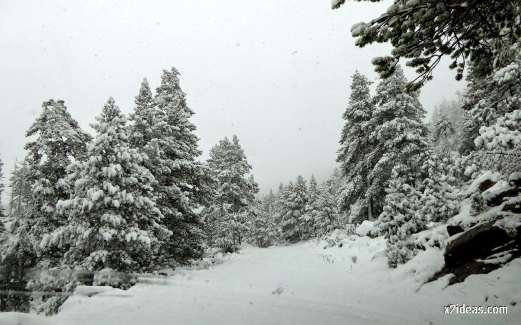P1040279 1024x639 - Noviembre empieza con nieve en Cerler y el Valle de Benasque.