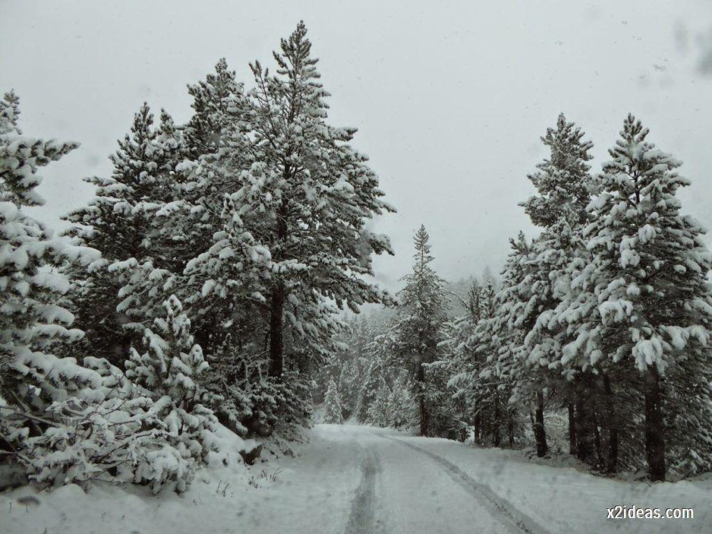 P1040286 1024x768 - Noviembre empieza con nieve en Cerler y el Valle de Benasque.