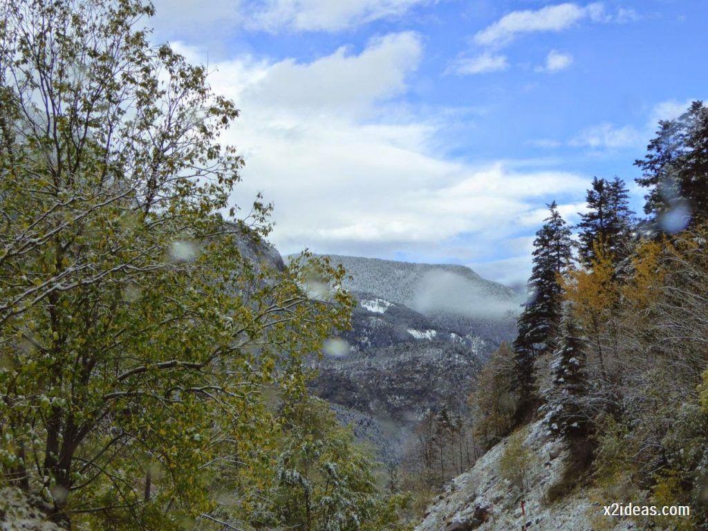 P1040296 1024x768 - Noviembre empieza con nieve en Cerler y el Valle de Benasque.