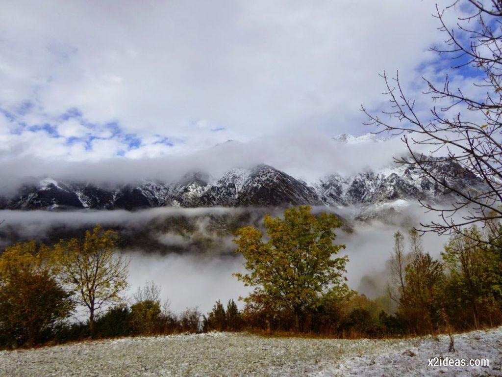 P1040307 1024x768 - Noviembre empieza con nieve en Cerler y el Valle de Benasque.