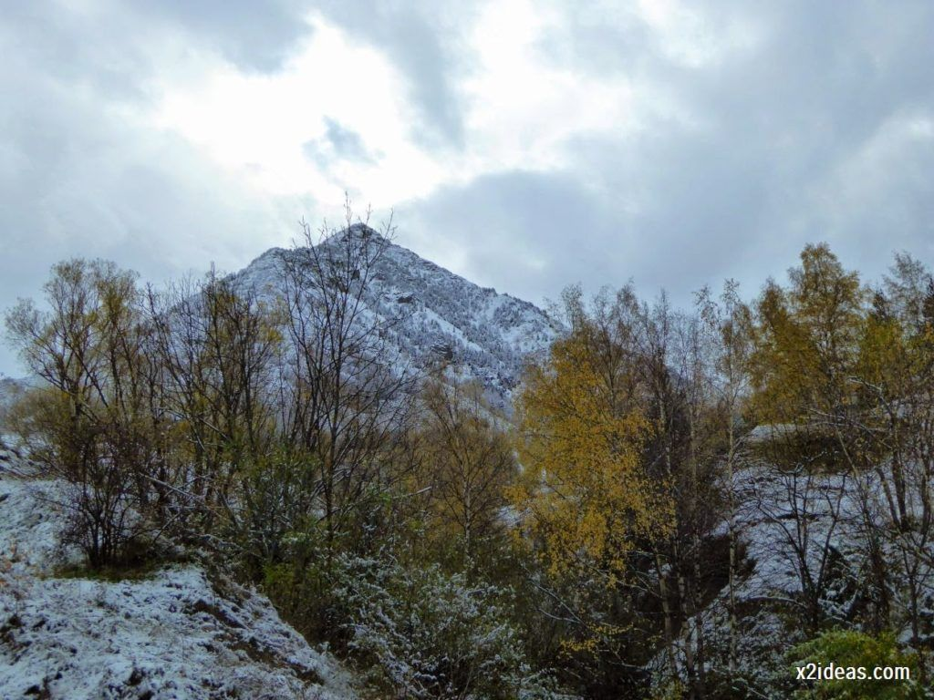 P1040318 1024x768 - Noviembre empieza con nieve en Cerler y el Valle de Benasque.