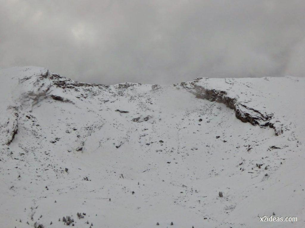 P1040334 1024x768 - Noviembre empieza con nieve en Cerler y el Valle de Benasque.