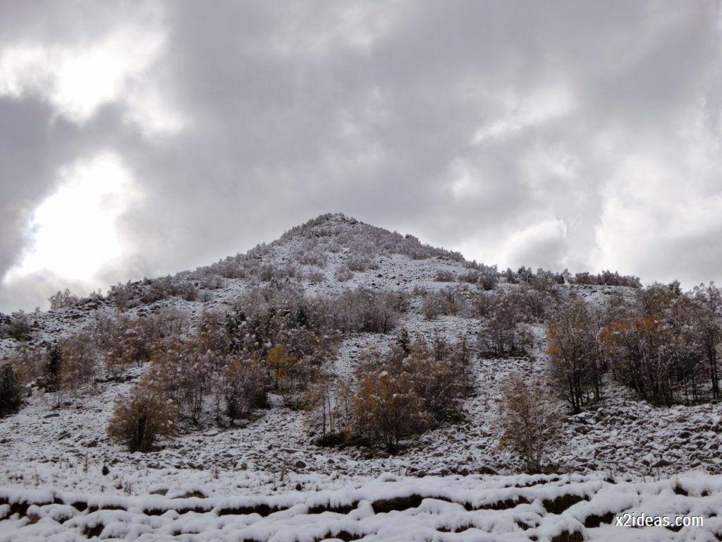 P1040346 1024x768 - Noviembre empieza con nieve en Cerler y el Valle de Benasque.