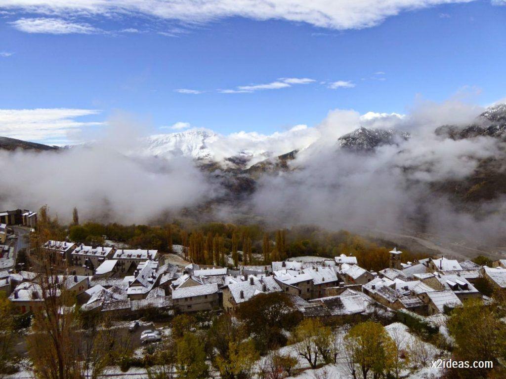 P1040361 1024x768 - Noviembre empieza con nieve en Cerler y el Valle de Benasque.