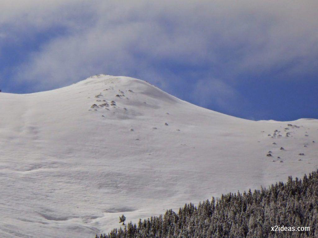 P1040367 1024x768 - Noviembre empieza con nieve en Cerler y el Valle de Benasque.