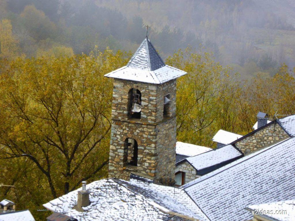 P1040370 1024x768 - Noviembre empieza con nieve en Cerler y el Valle de Benasque.