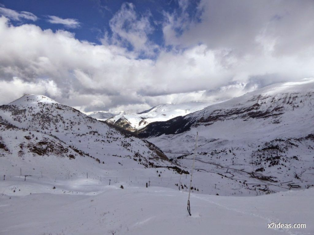 P1040429 1024x768 - Primera cata de nieve, Gallinero pero en raquetas.