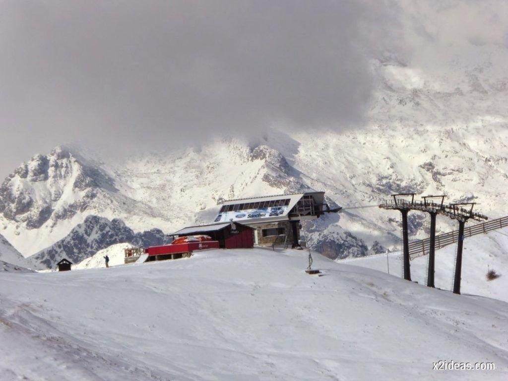 P1040433 1024x768 - Primera cata de nieve, Gallinero pero en raquetas.