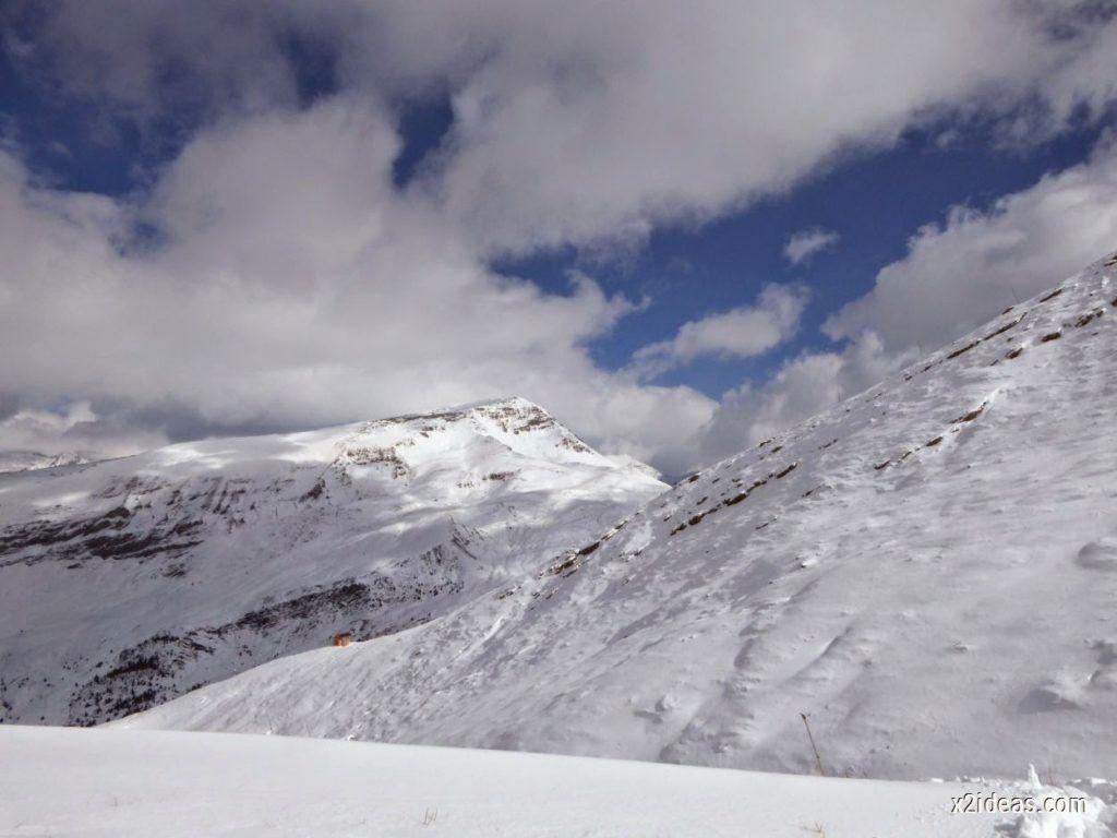 P1040449 1024x768 - Primera cata de nieve, Gallinero pero en raquetas.