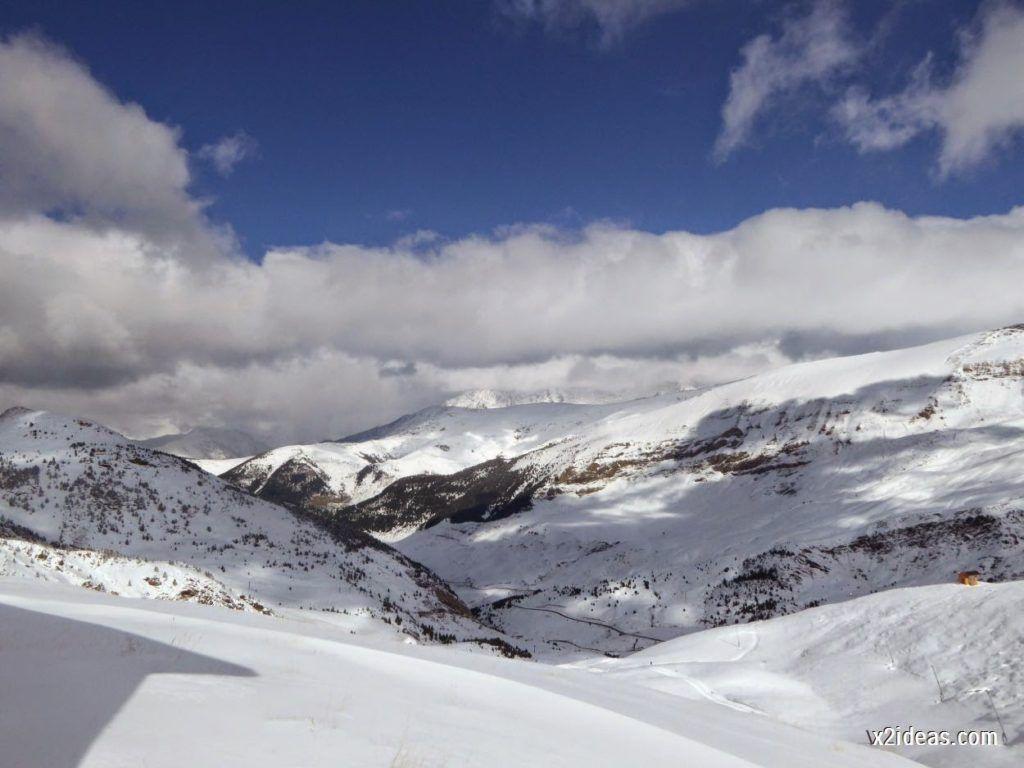 P1040454 1024x768 - Primera cata de nieve, Gallinero pero en raquetas.