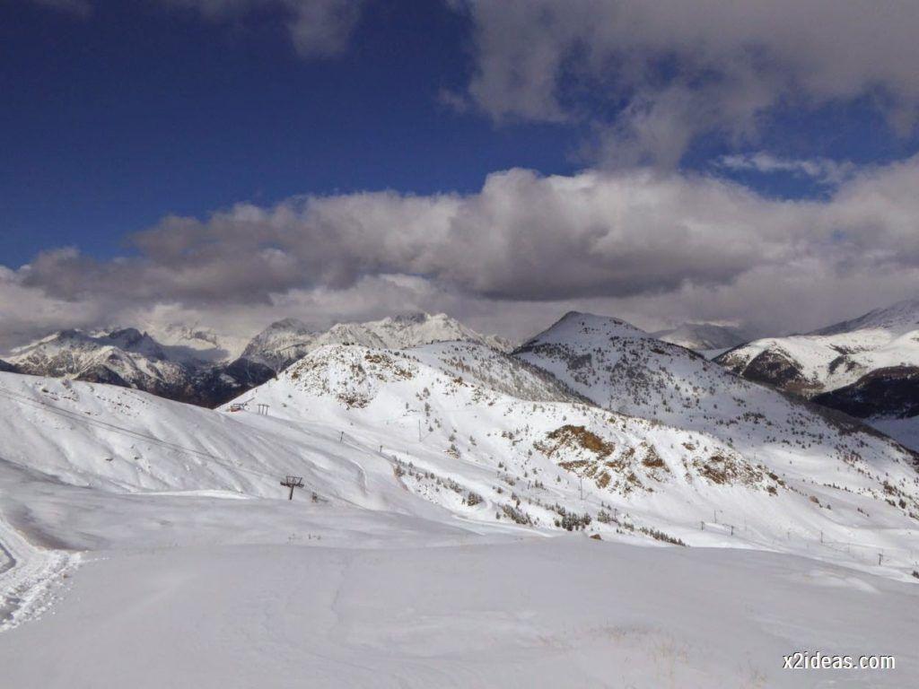 P1040455 1024x768 - Primera cata de nieve, Gallinero pero en raquetas.