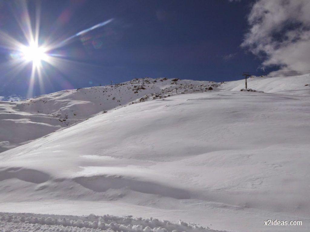 P1040458 1024x768 - Primera cata de nieve, Gallinero pero en raquetas.