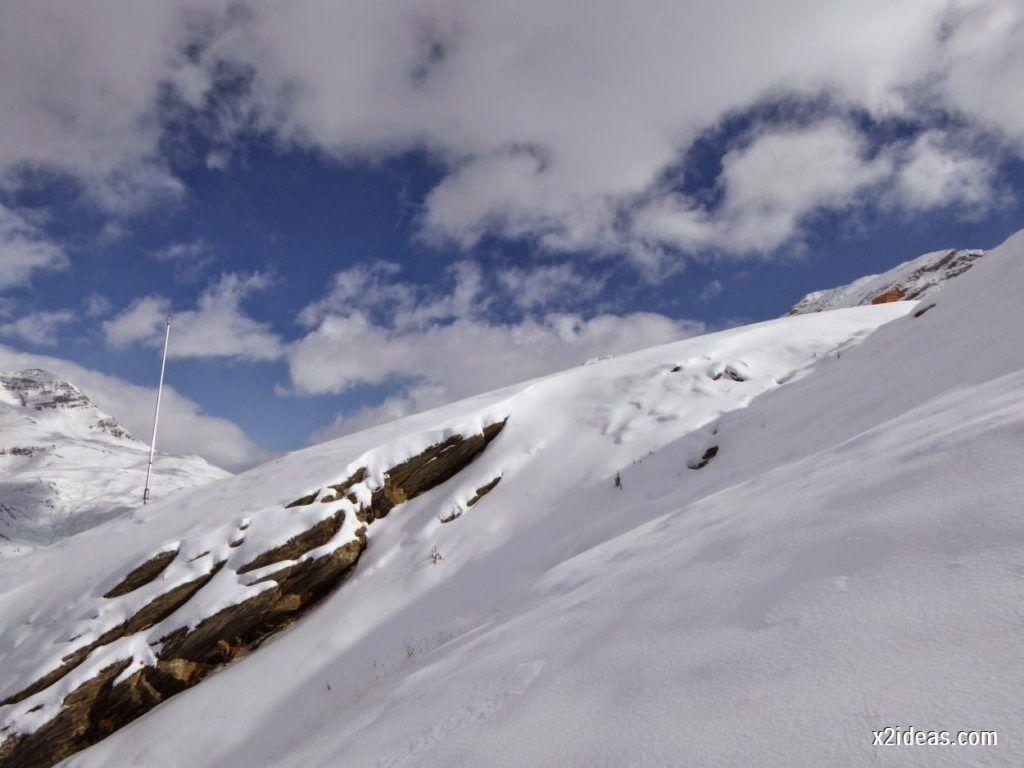 P1040463 1024x768 - Primera cata de nieve, Gallinero pero en raquetas.