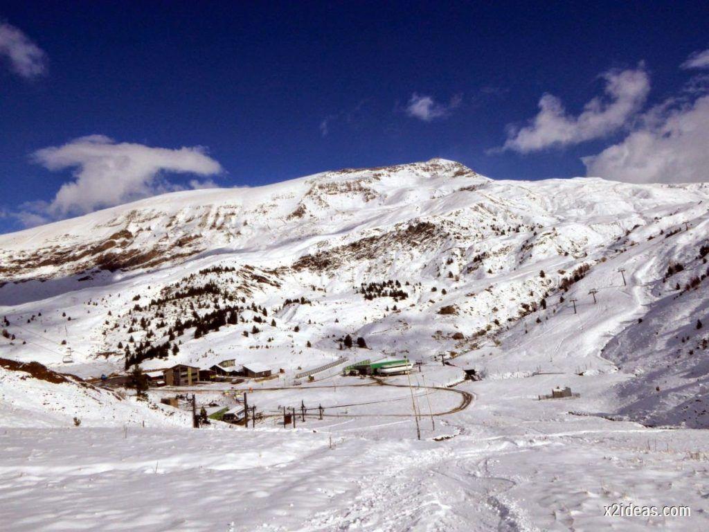 P1040472 1024x768 - Primera cata de nieve, Gallinero pero en raquetas.