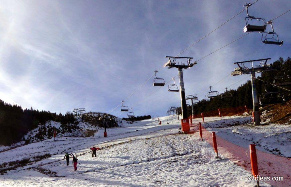 P1040991 1024x657 - Sexta esquiada, Cerler mantiene nieve polvo en cotas altas.