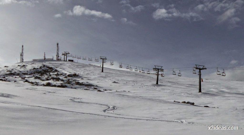 P1050231 1024x568 - Séptima, bajamos por las pistas de Cerler, Valle de Benasque.