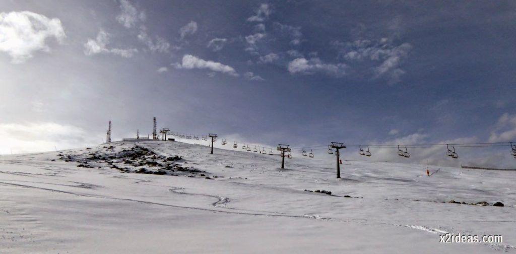 P1050234 1024x504 - Séptima, bajamos por las pistas de Cerler, Valle de Benasque.