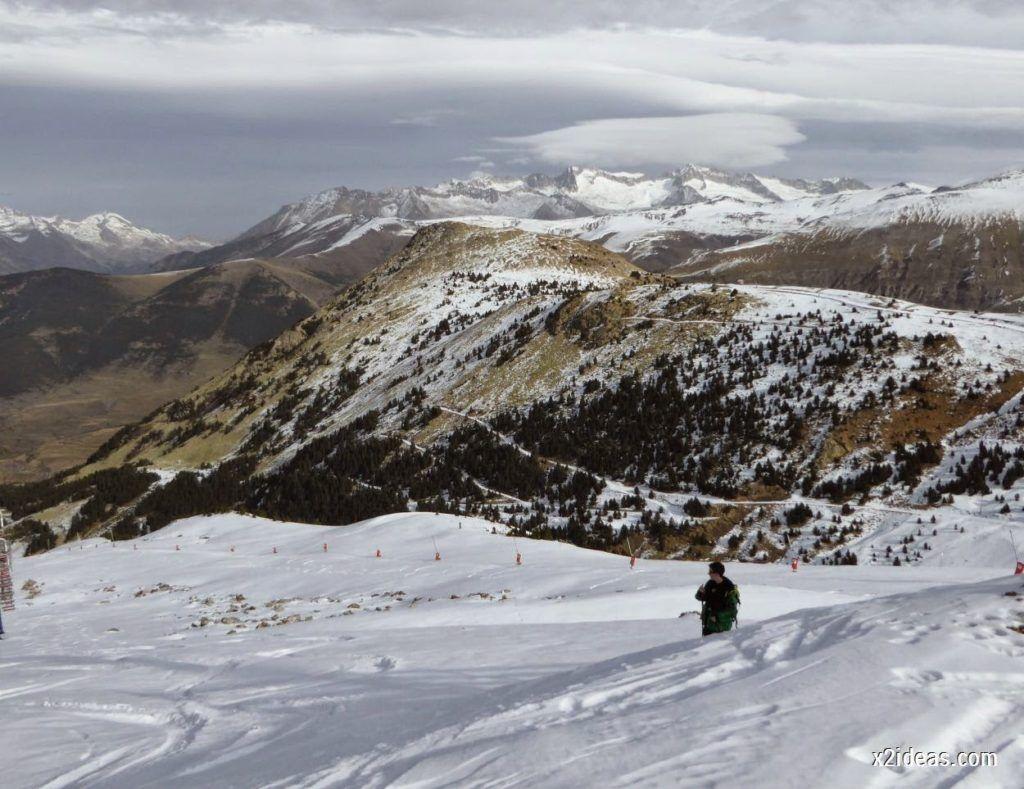 P1050238 1024x789 - Séptima, bajamos por las pistas de Cerler, Valle de Benasque.