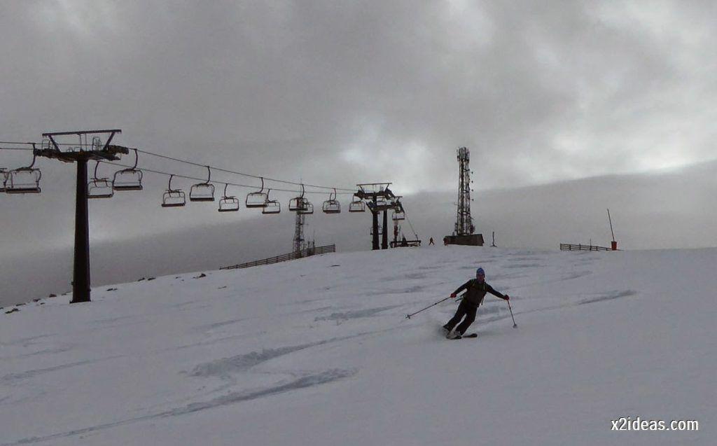 P1050248 1024x637 - Séptima, bajamos por las pistas de Cerler, Valle de Benasque.