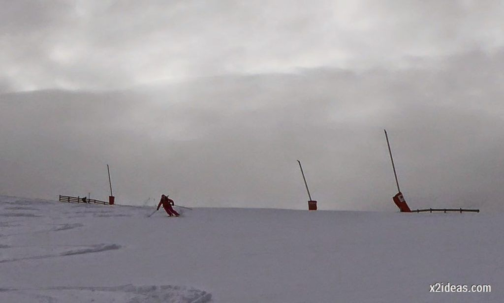 P1050256 1024x616 - Séptima, bajamos por las pistas de Cerler, Valle de Benasque.