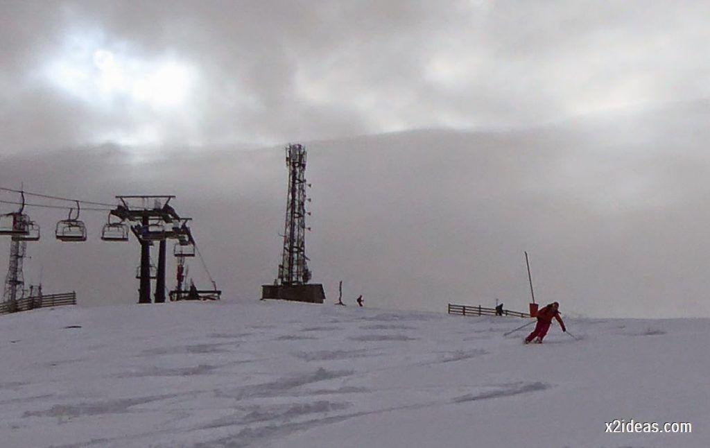 P1050257 1024x646 - Séptima, bajamos por las pistas de Cerler, Valle de Benasque.