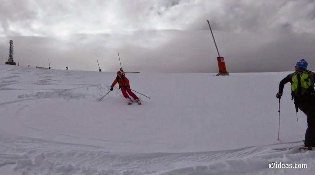 P1050264 1024x569 - Séptima, bajamos por las pistas de Cerler, Valle de Benasque.