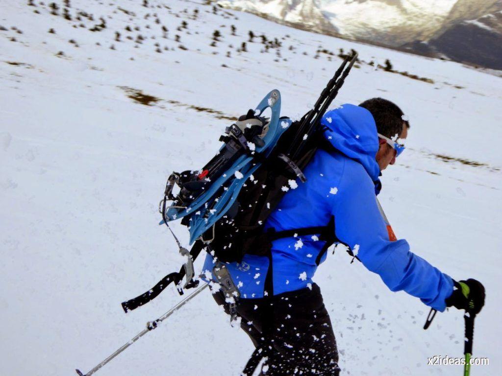 P1050298 1024x768 - Séptima, bajamos por las pistas de Cerler, Valle de Benasque.