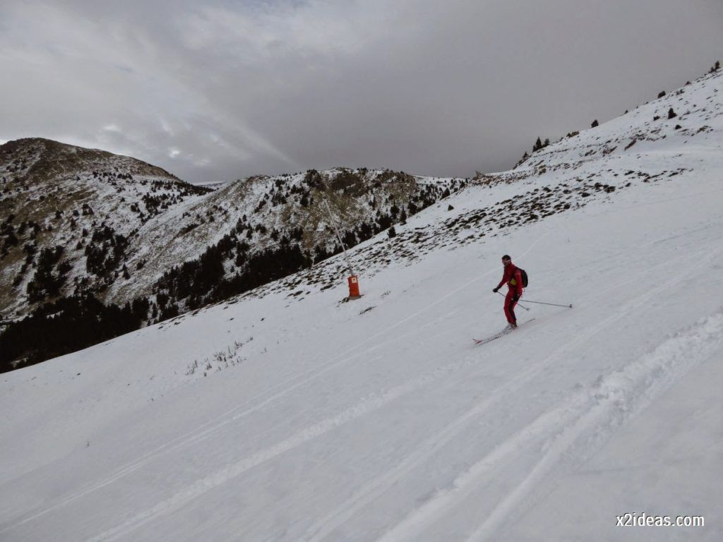 P1050310 1024x768 - Séptima, bajamos por las pistas de Cerler, Valle de Benasque.