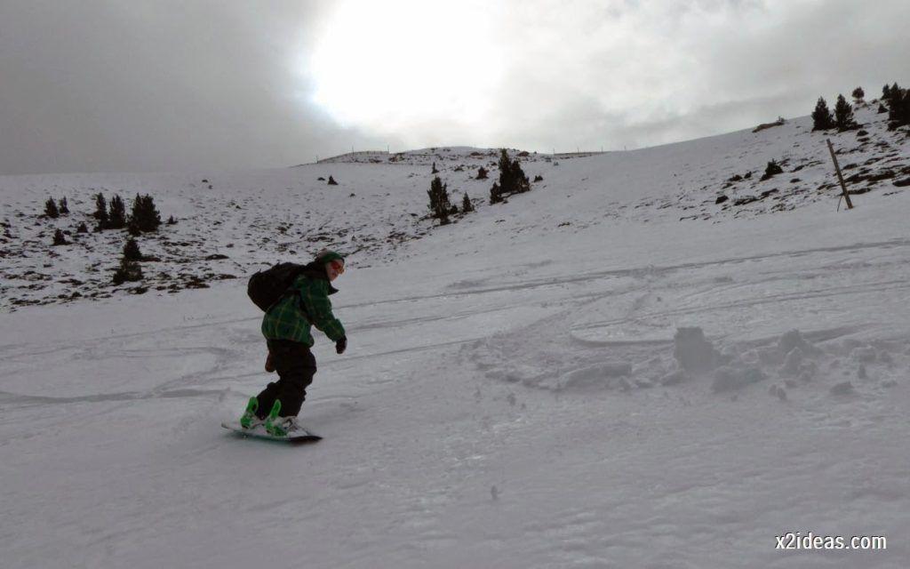 P1050316 1024x640 - Séptima, bajamos por las pistas de Cerler, Valle de Benasque.