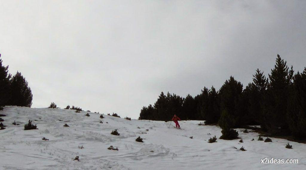 P1050357 1024x570 - Séptima, bajamos por las pistas de Cerler, Valle de Benasque.