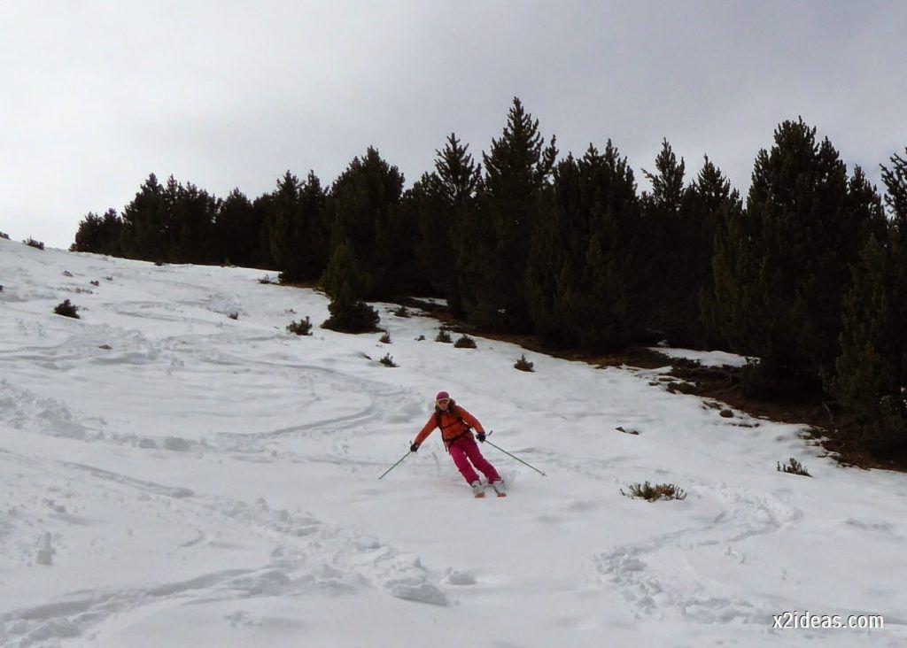 P1050365 1024x732 - Séptima, bajamos por las pistas de Cerler, Valle de Benasque.