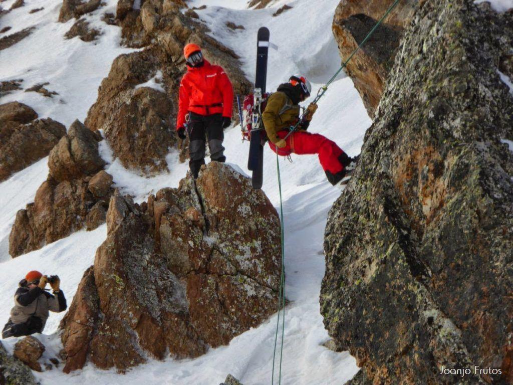 P1050872 1024x768 - Esquiando como en primavera en Cerler.