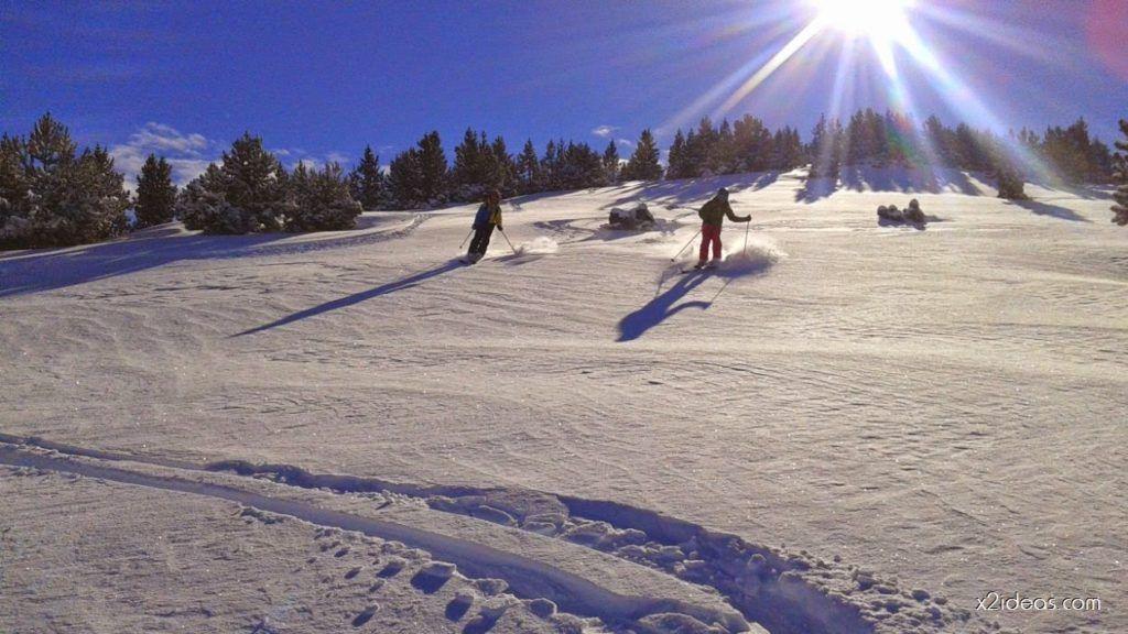 20150117 131711 1024x576 - El día después, esperando la siguiente, Cerler (Valle de Benasque)