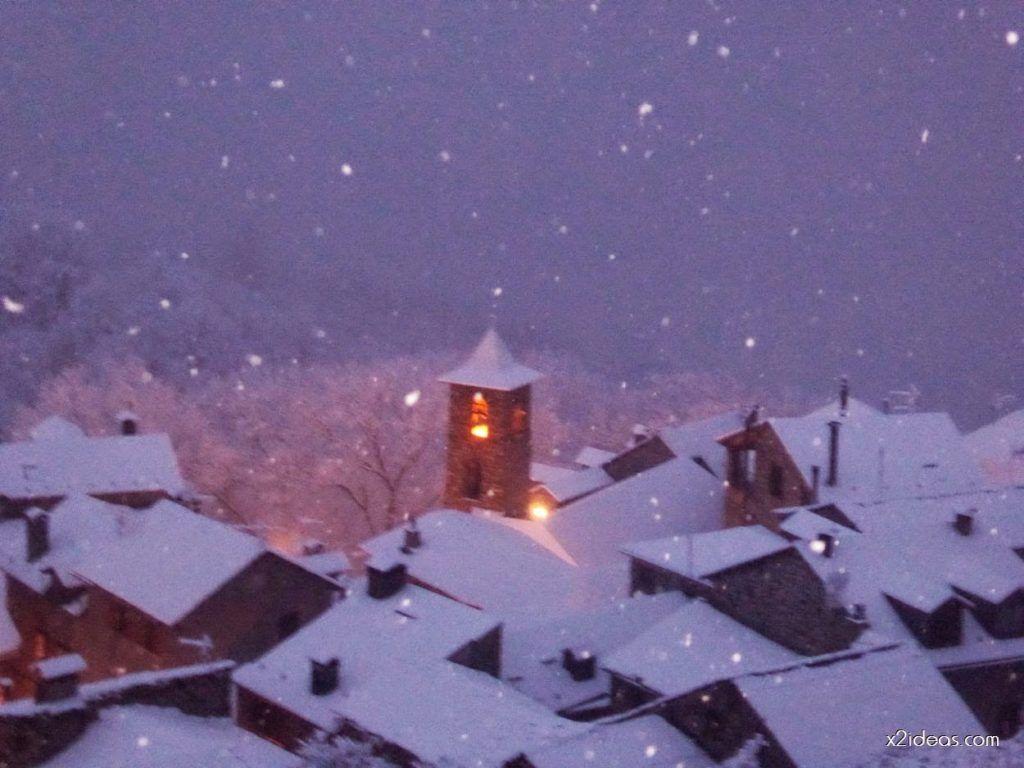 P1060175 1024x768 - Y llegó la nevada... Cerler, Valle de Benasque