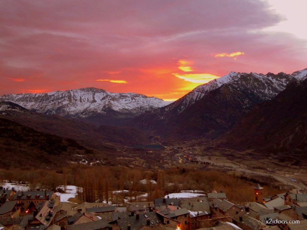 P1070822 1024x768 - Esquí de primavera en Cerler