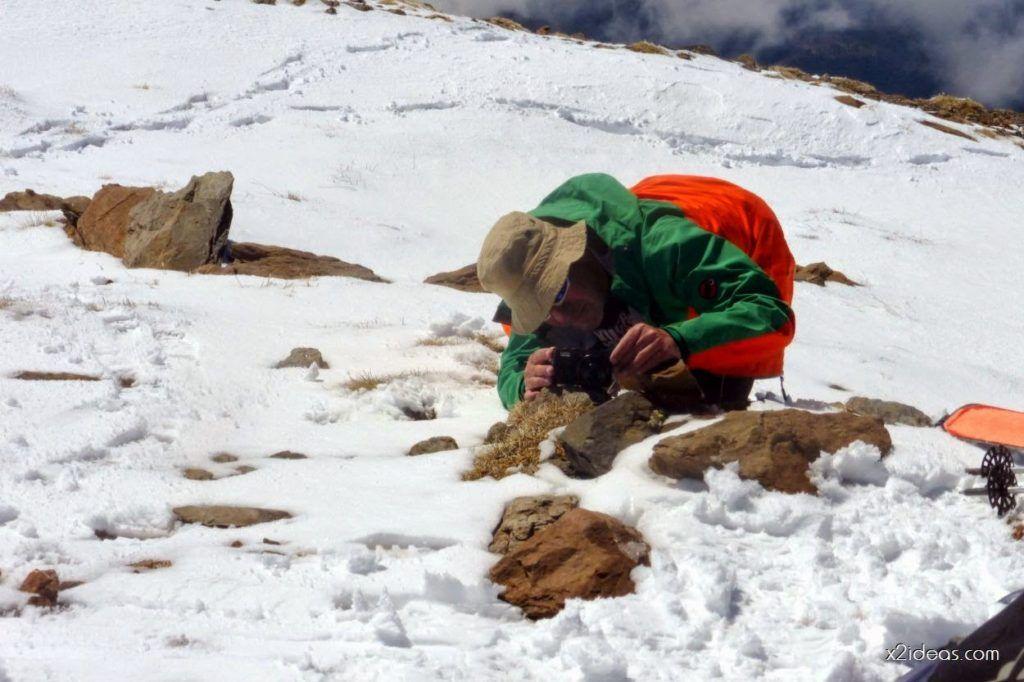 P1040997 1024x682 - Pico Gallinero con nieve polvo, Cerler