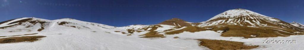 P1090542 1024x170 - La pala que todos vemos desde Gallinero, Cerler.