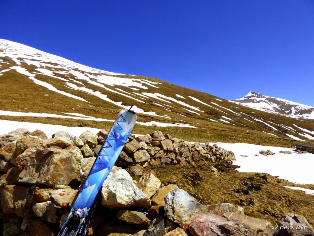 P1090558 1024x768 - La pala que todos vemos desde Gallinero, Cerler.