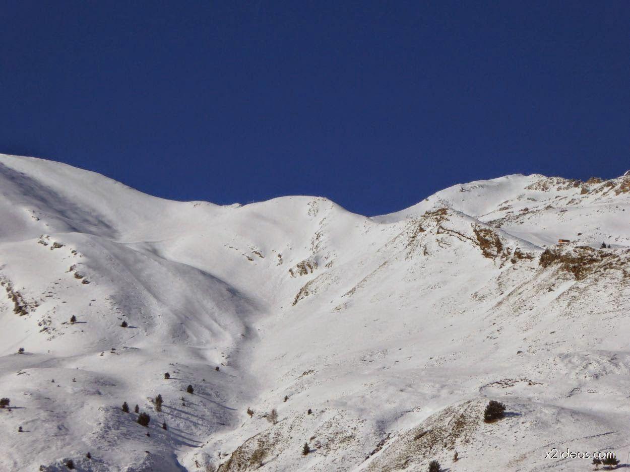 P1100236 2 - Pico Gallinero en noviembre 2016. Cerler, Valle de Benasque