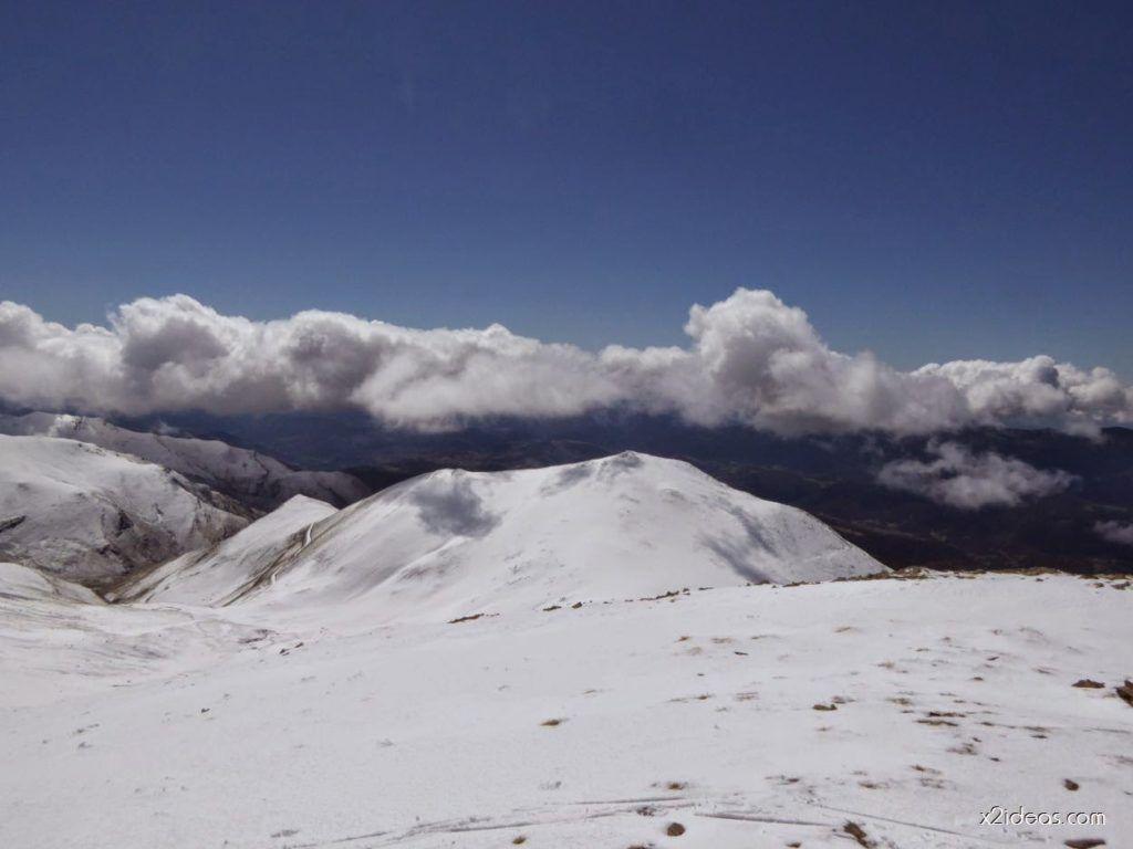 P1100273 1024x768 - Pico Gallinero con nieve polvo, Cerler