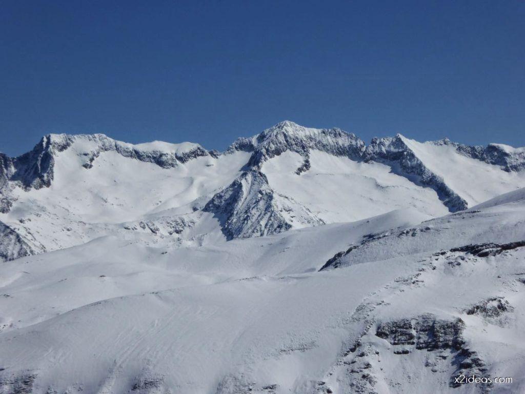 P1100275 1024x768 - Pico Gallinero con nieve polvo, Cerler