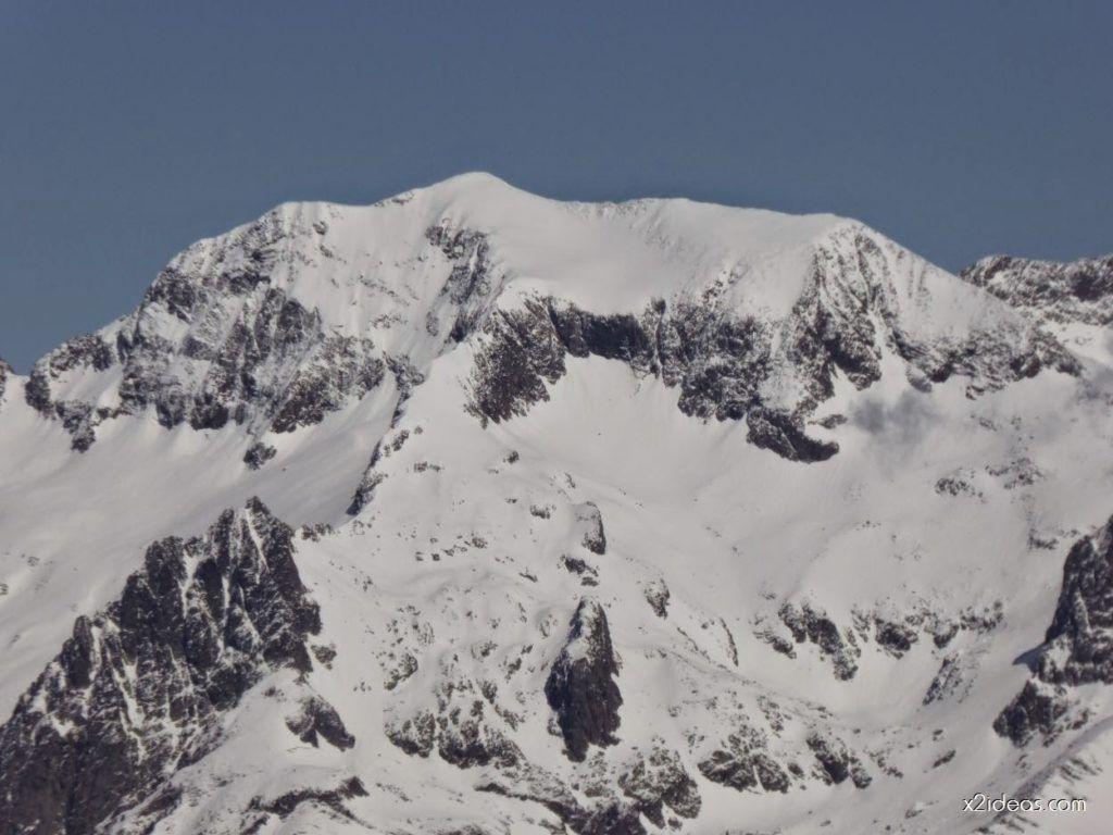 P1100276 1024x768 - Pico Gallinero con nieve polvo, Cerler