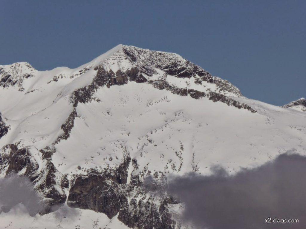 P1100277 1024x768 - Pico Gallinero con nieve polvo, Cerler
