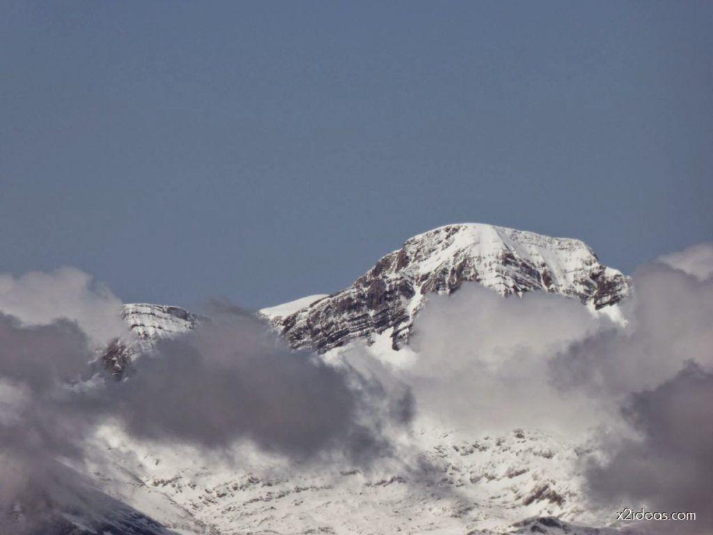 P1100278 1024x768 - Pico Gallinero con nieve polvo, Cerler